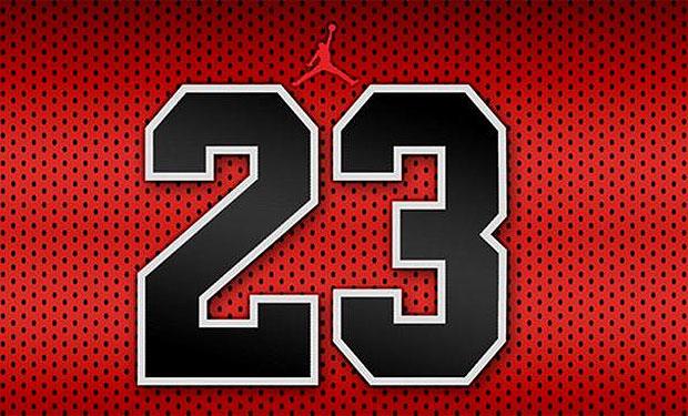 ¿Por qué Jordan usó el número 23?