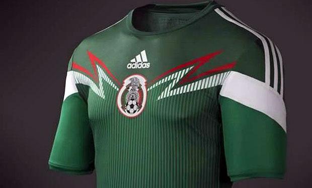 Siete uniformes de Selecciones que estarán en el Mundial de Brasil 2014  fueron presentados este viernes por la marca deportiva alemana Adidas y  aunque el ... 0477c31fe6f25