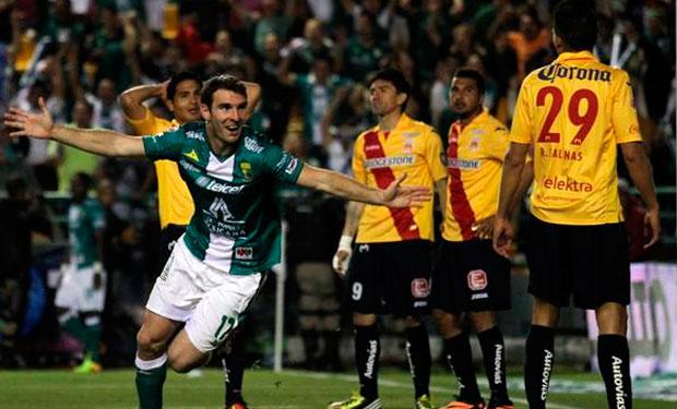 Plano Deportivo León pasa por encima del Morelia