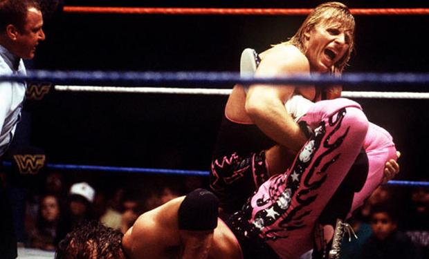 Owen Hart Funeral Vince Owen hart