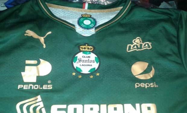 Plano Deportivo Filtran posible nuevo uniforme de Santos Laguna 1f051004e7e9e