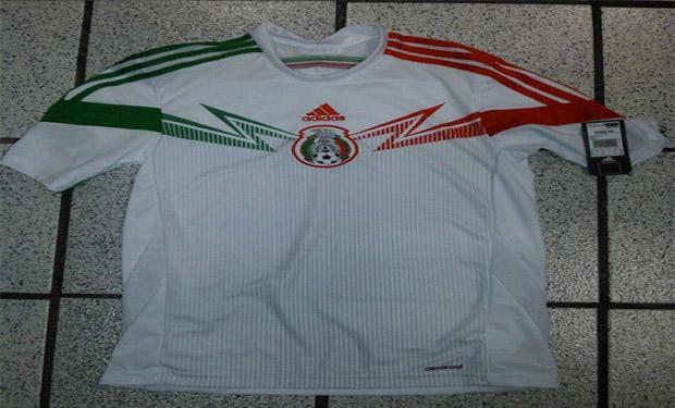 Filtran una nueva playera para la Selección Mexicana 05204ebb26c80