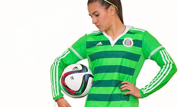 La Federación Mexicana de Futbol y adidas develaron el uniforme de la  Selección Femenil Mexicana. Se trata de un diseño vanguardista que motivará  a las ... fb4befe12ad12